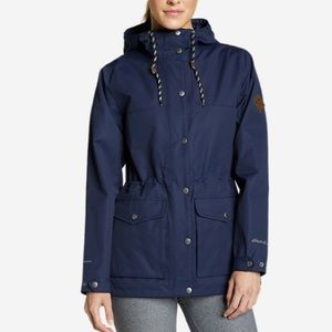 Eddie Bauer Charly Jacket in Navy XS